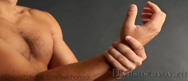 Soole nakkuse valus liigesed Valu paremas kuunarnukis, kui paindumine ja laiendamine kui ravida