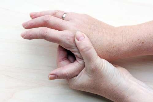 Purusta ola liigeste ravi