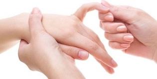 Mida teha valusid sormeotste liigestes Kate sokeerimise poletik