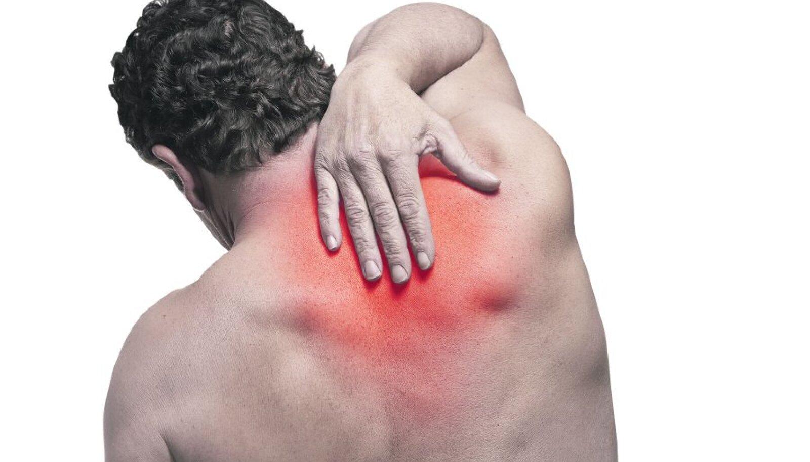 Valu pohjused lihases ja liigestes