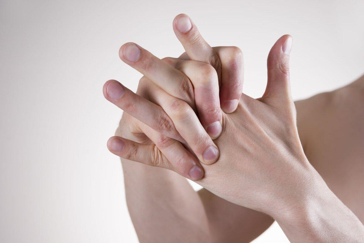 Mida teha valus sormede liigestes