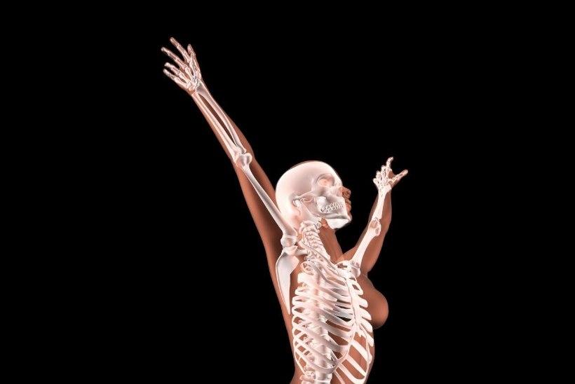 valus liigesed parast ujumist Puha polve kinesioloogia