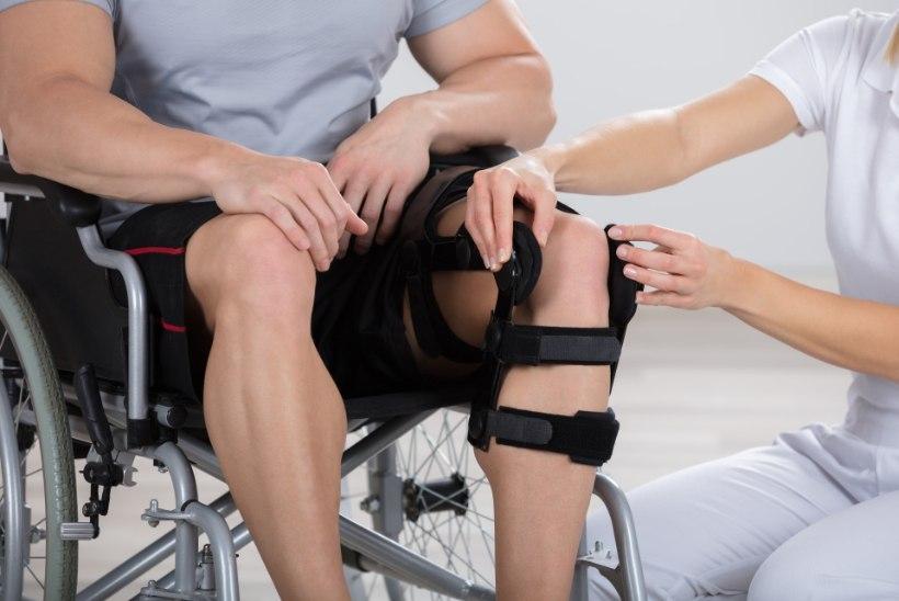 valus liigesed parast ujumist Kasi jala valu parast murdumist