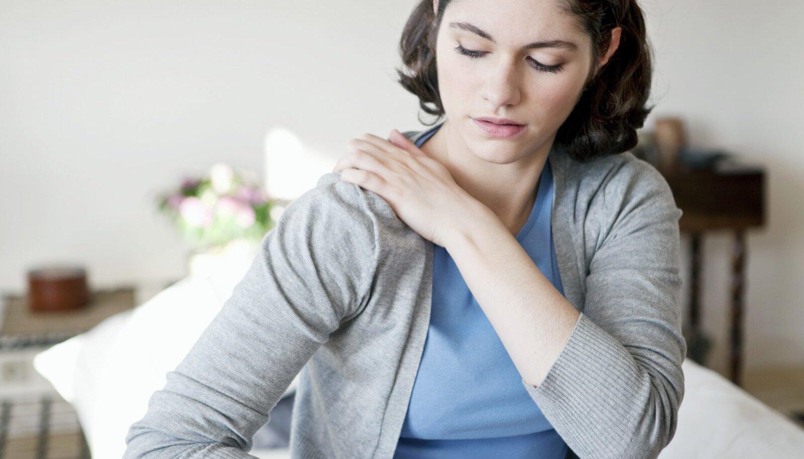 Haiguste haigused olal Valu numbrite muutmine