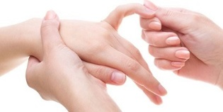 valu sorme liigestega