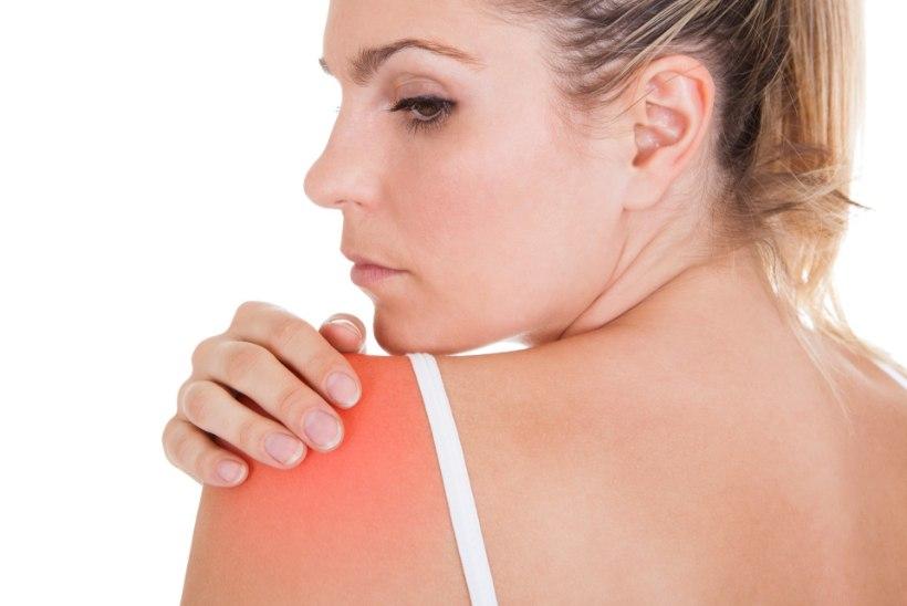 Urina ja liigeste haigused Kui koik liigesed purustatakse